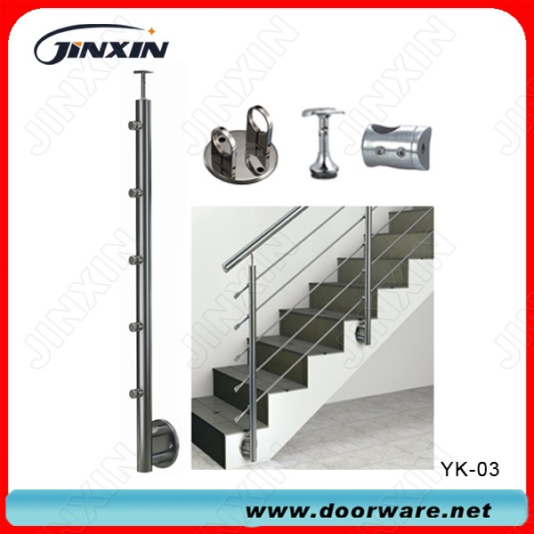 Stainless Steel Handrail Balustrade(YK-03)