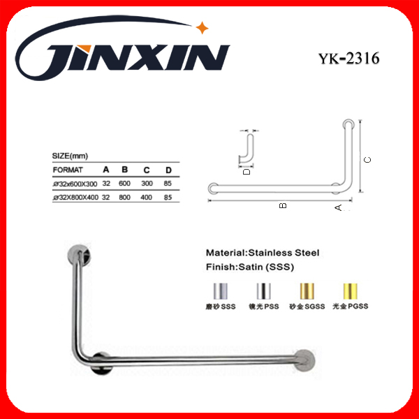 Inox Shower Grab Bar(YK-2316)