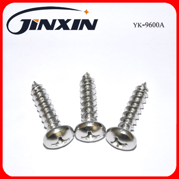 Cross recessed pan head tapping screw(YK-9600A)