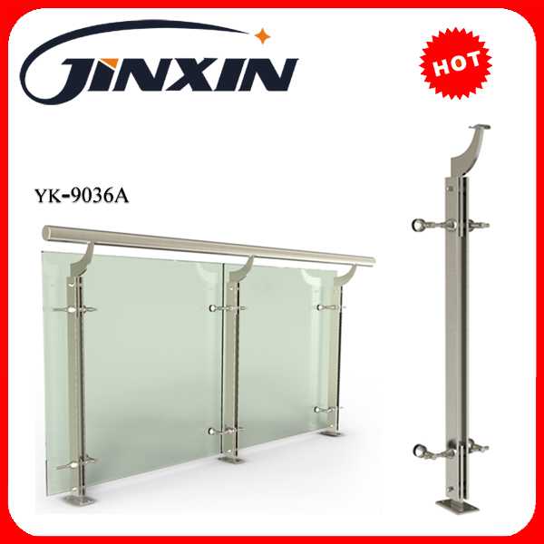 Stainless Steel Handrail Project(YK-9036A)