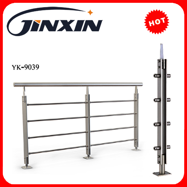 Stainless Steel Solid Rods Railing(YK-9039)