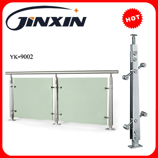Stainless Steel Handrail Balustrade(YK-9002)