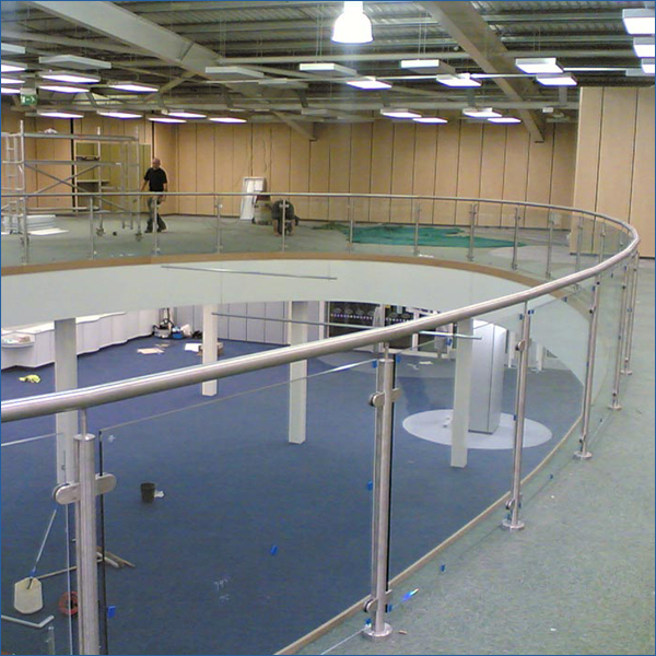 Handrail(glass clamp)