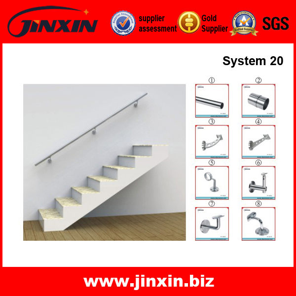 Stair Round grabbedrailing System