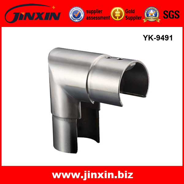 Stainless Steel Slot Tube Connector(YK-9491)