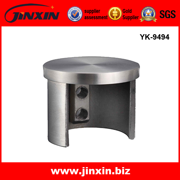 Stainless Steel Slot Tube End Cap(YK-9494)