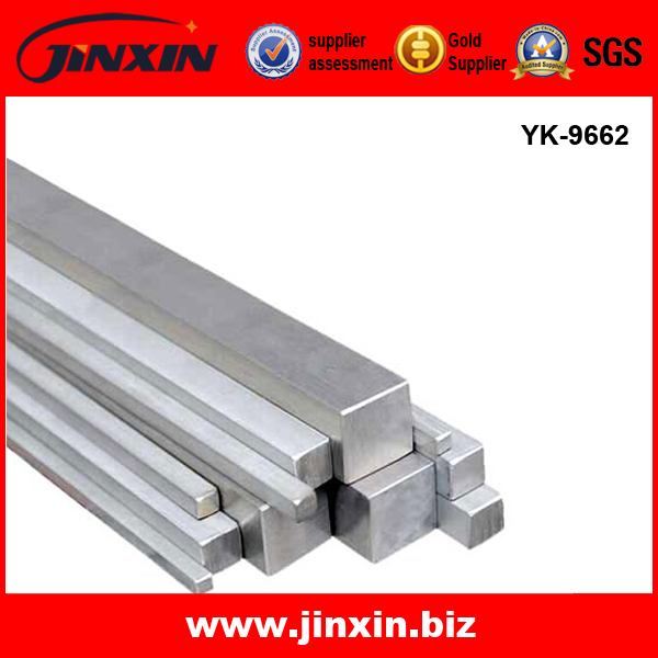 Stainless Steel Square Solid Bar(YK-9662)