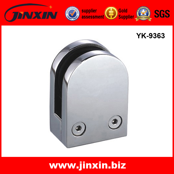 New!!!Stainless Steel Glass Clip(YK-9363)