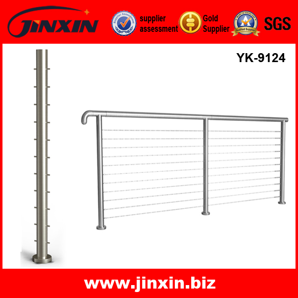 Stainless Steel Cable Railing(YK-9124)