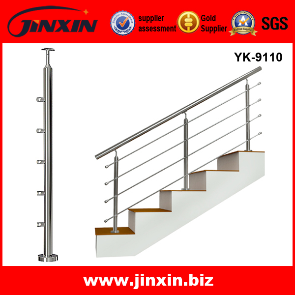 Audited Stainless Steel Railing Supplier: AISI304/AISI316 Stair/Deck ...