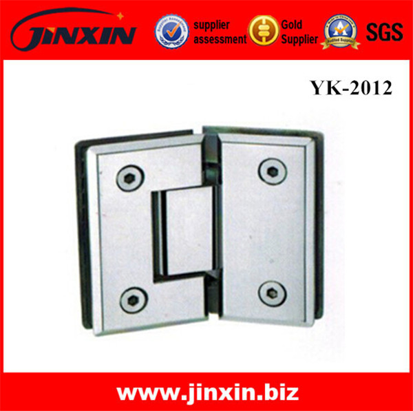 (New)135 Degree Glass To GLass Hinge YK-2012