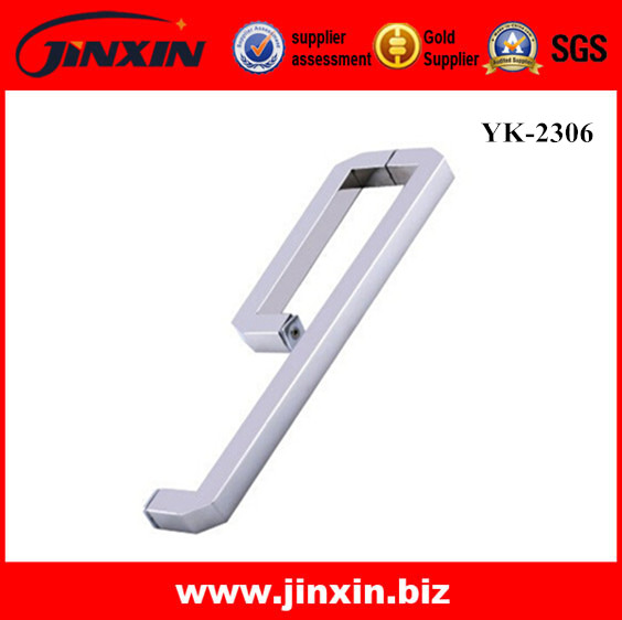 Square Sliding Shower Door Handle(YK-2306)