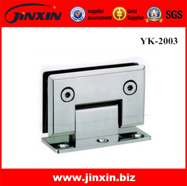 (New)90 Degree Hinge Wall To Glass  YK-2003