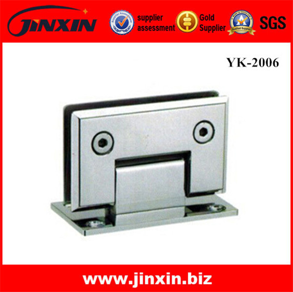 (New)90 Degree Glass To Wall Hinge YK-2006