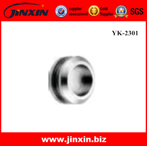 Round Shower Glass Door Knob(YK-2301)