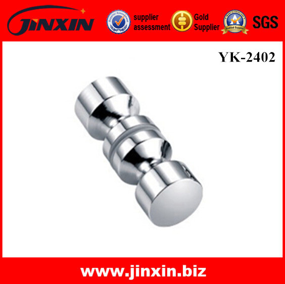 Glass Shower Sliding Door Knob(YK-2402)