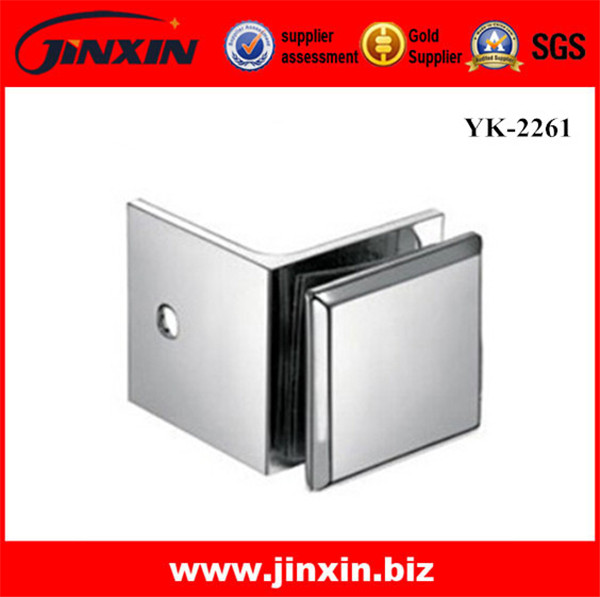(New) Glass To Wall Hinge 90 Degree YK-2261
