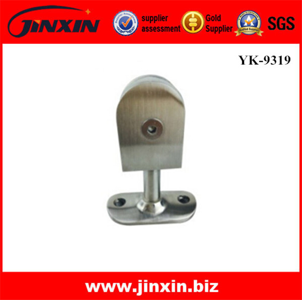 Stainless Steel Handrail Glass Clamp YK-9319