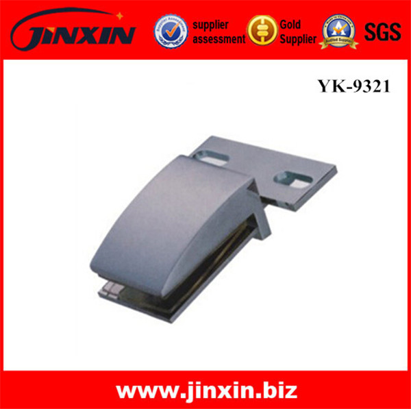 (New)Glass Clamp/Glass To Wall Clip YK-9321