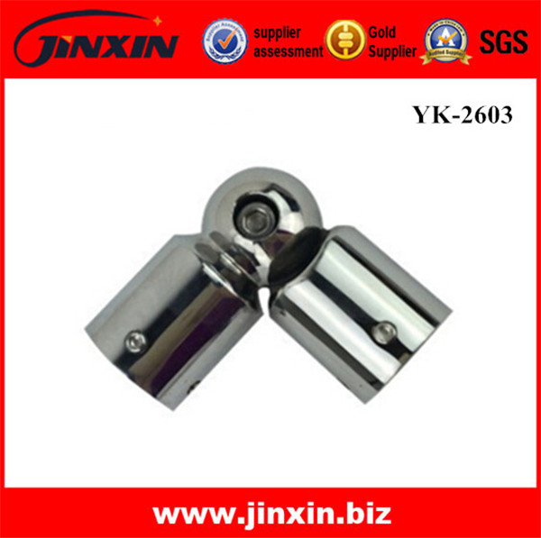 Shower Door Fitting Pipe Connector YK-2603