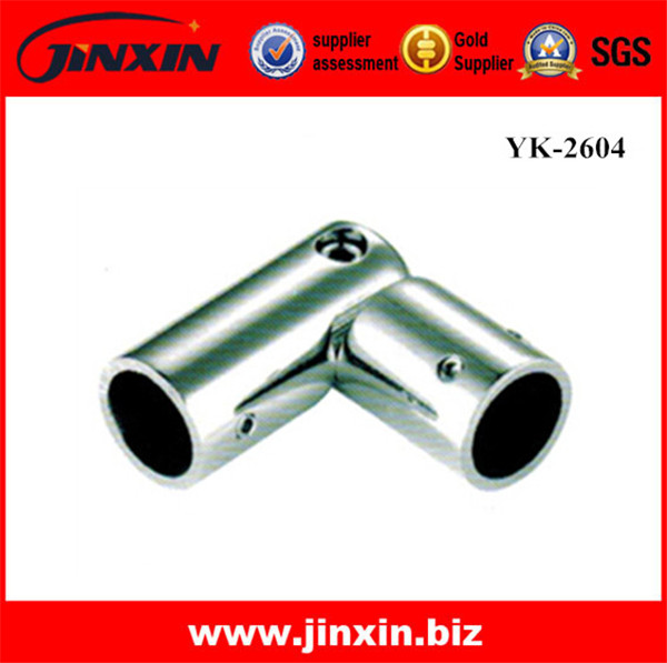Stainless Steel Sliding Rod Connector YK-2604