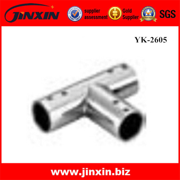 Three Way Tube Connector YK-2605