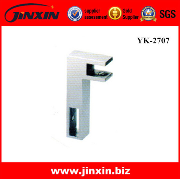Square Tube Fitting Hold Glass YK-2707