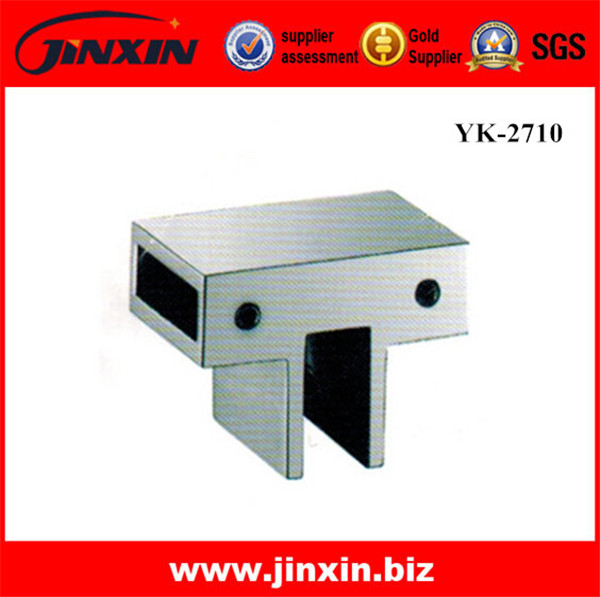 Square Shape Three Way Connector YK-2710