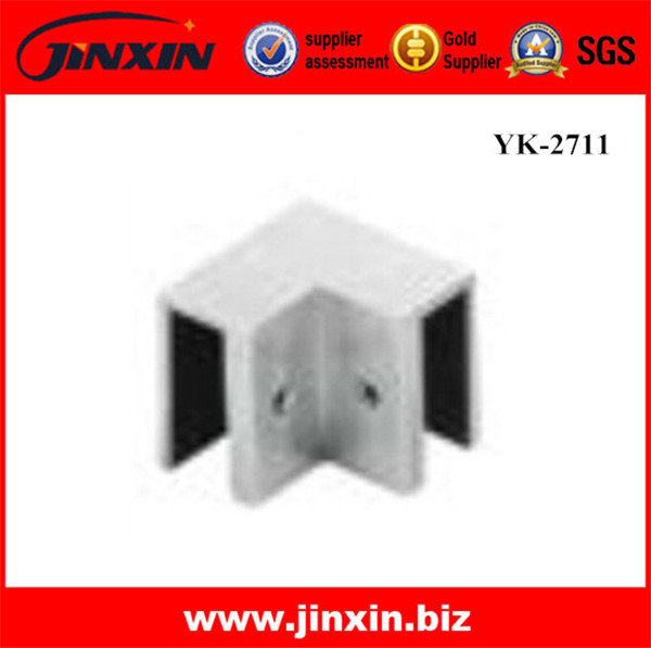 Stainless Steel Square Corner Connector YK-2711