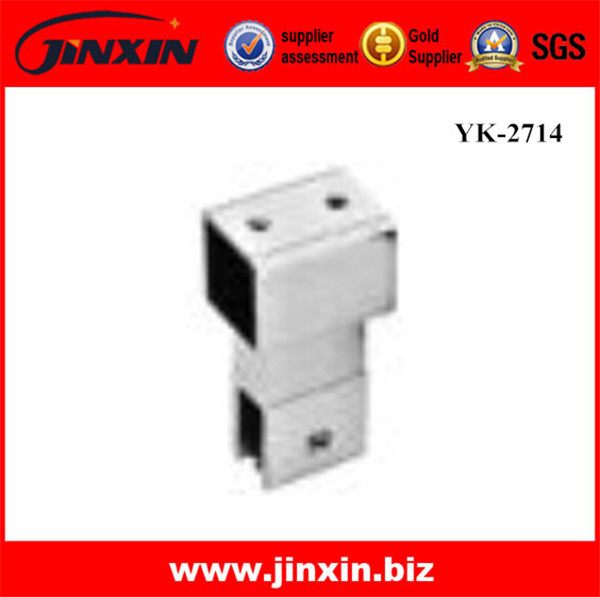 Special Square Fitting For 30*10mm Tube YK-2714