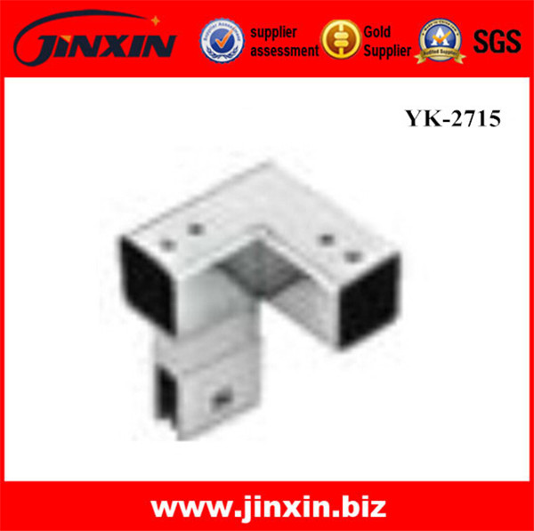 Shower Room Three Way Square Fitting YK-2715