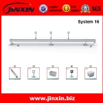 Square Pipe Guardrail System