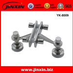 Stainless Steel Glass Spider(YK-8009)