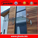 Outdoor Glass Canopy
