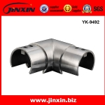 Stainless Steel Slot Tube Connector(YK-9492)