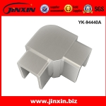 Stainless Steel Square Slot Tube Fitting