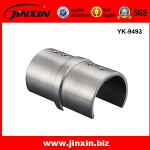 Stainless Steel Slot Tube Connector(YK-9493)