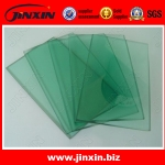 Tempered Safety Glass Panel(Green)